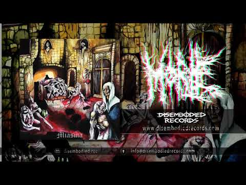 """Morte - Album """" Miasma"""" - El Empalador - Disembodied Records"""