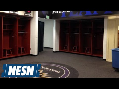 Ravens Dealing With A Locker Room Curse Youtube