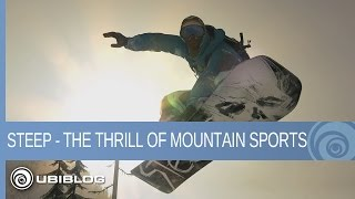 Steep - Capturing the Thrill of Mountain Sports