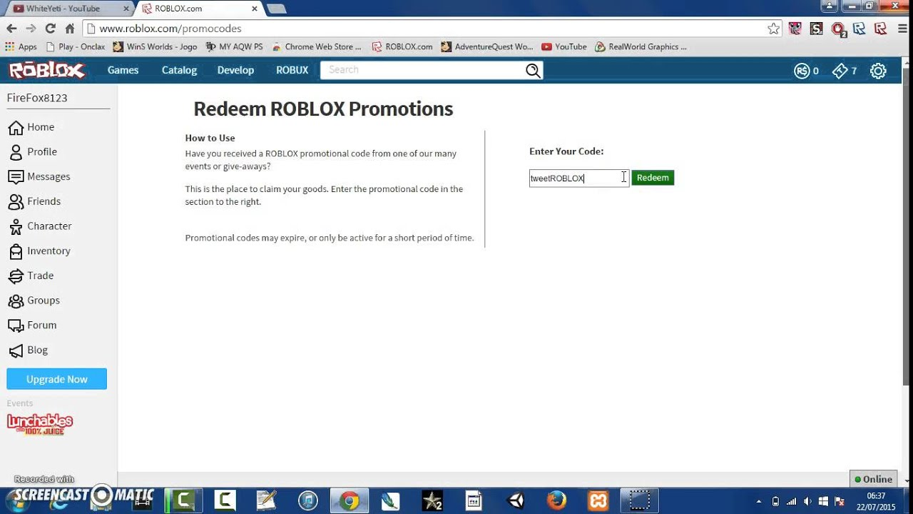 Roblox Promo Codes For Hats