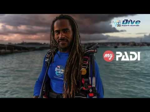 Dive Imports Australia - My PADI Story: Andre Miller, Ambassador for Conservation
