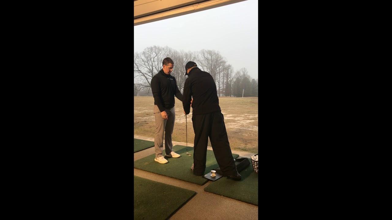 Golf Lesson 2
