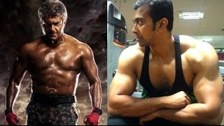 Ajith's Vivegam gym trainer reveals the secret about Ajith's six pack | Thala