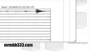 Something strange traveled through the ground across the country on seismographs! thumbnail