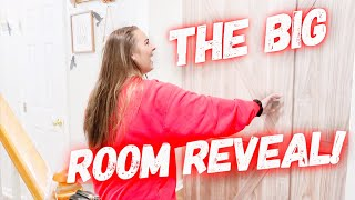 THE BIG REVEAL (Kayla's New Room) | Family 5 Vlogs