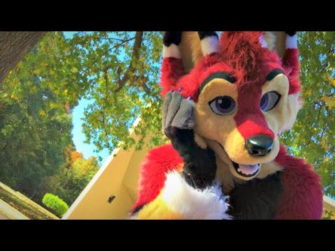 Booker's Fursuit Unboxing | Mischief Makers