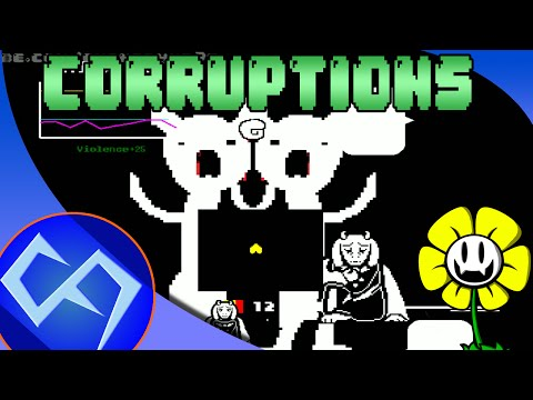 Undertale Corruptions! - Neutral - FULL LIVE STREAM