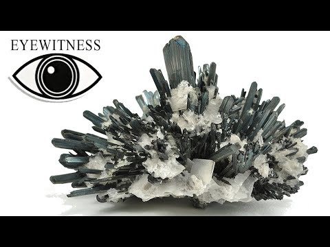 EYEWITNESS  Rock and Mineral  US Version feat. Martin Sheen  S2E8