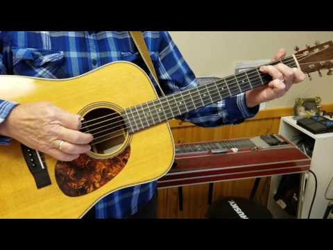 Wildwood Flower Guitar Lesson Key of C
