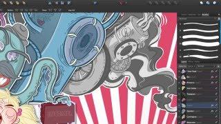 Affinity Designer - Discover