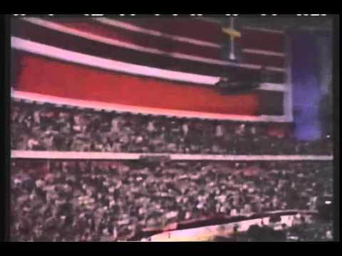 U2 ZooTV Tour (Stockholm Globe Arena, 1992)