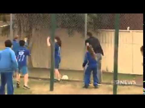Former Socceroo Harry Kewell reveals...