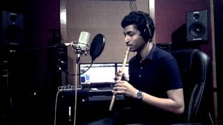 17 Prishtha Ashes - Flute cover by Subrata