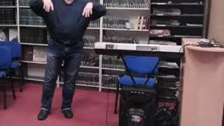 Владимир Кантур мастер класс вокал