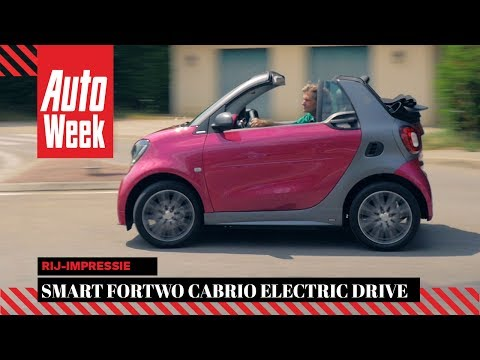 Smart Fortwo cabrio Electric Drive - AutoWeek Review