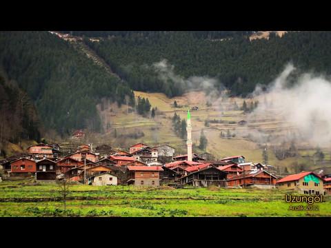 Trabzon Turkey  Timelapse 4K UHD 2160p