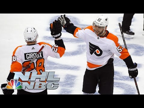 Philadelphia Flyers vs. Pittsburgh Penguins I Game 2 I NHL Stanley Cup Playoffs I NBC Sports