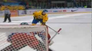 WJC: Semifinal Russia vs Sweden Full Shootout