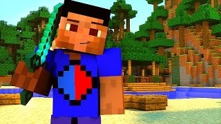 "♪ ""Tribute"" - A Minecraft Song Parody of Rap God by Eminem (Hunger Games Song) - Music Video"