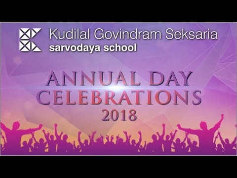 KGSS Annual Day Celebrations 2018