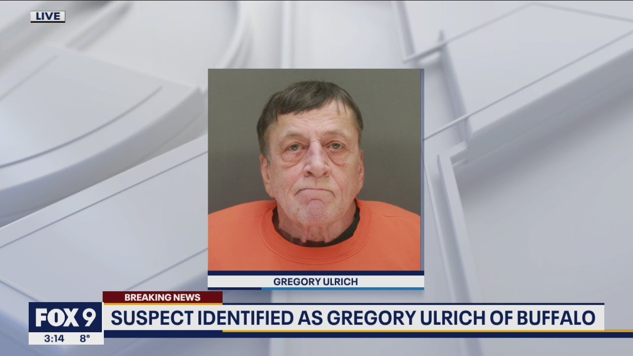 Suspect Identified As Gregory Ulrich In Buffalo Health Clinic ...