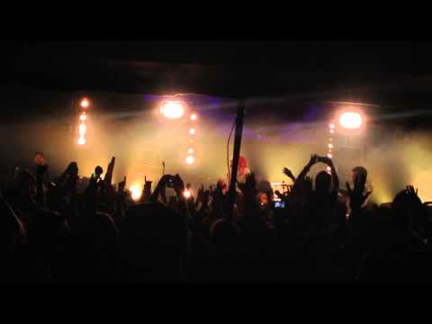 Kids In Glass Houses, Matters at All - Final song at the farewell tour - Cardiff, October 31st