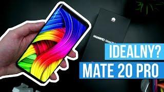 Huawei Mate 20 Pro - Recenzja KOMPLETNEGO smartfona? / Mobileo [PL]