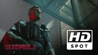 Deadpool 2 | TV spot Crew | Próximamente - Solo en cines