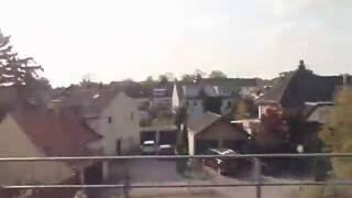 德國火車上