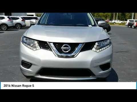 2016 Nissan Rogue DeLand Nissan P9270