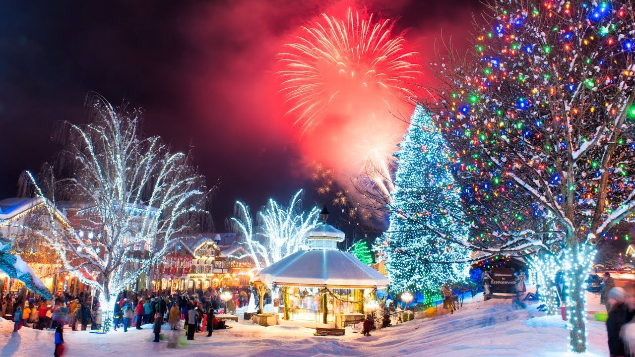 Leavenworth Christmas Lights.Leavenworth Your Winter Wonderland