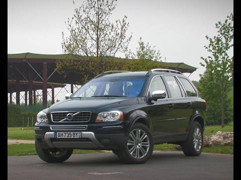 essai volvo xc90 2010 youtube. Black Bedroom Furniture Sets. Home Design Ideas