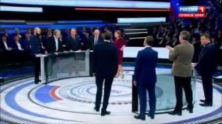 Правда про войну на Донбассе в прямом эфире TV Россия1. Как такое проворонили - не понятно :)