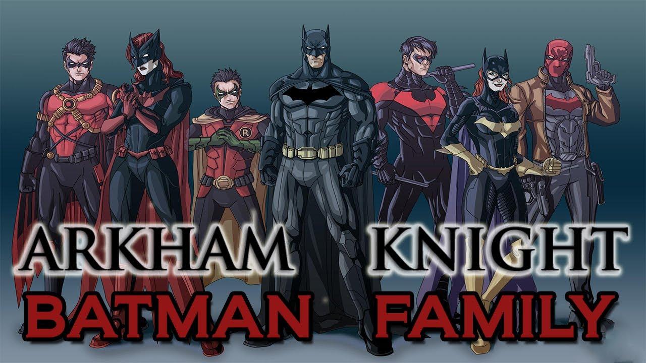 batman arkham knight bat family amp dc comics involvement