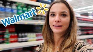 VI PORTO DA WALMART - i supermercati americani