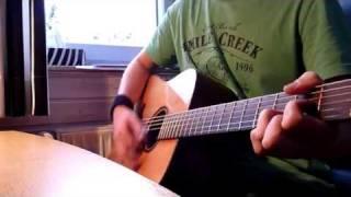 Behind Blue Eyes (Guitar Cover)
