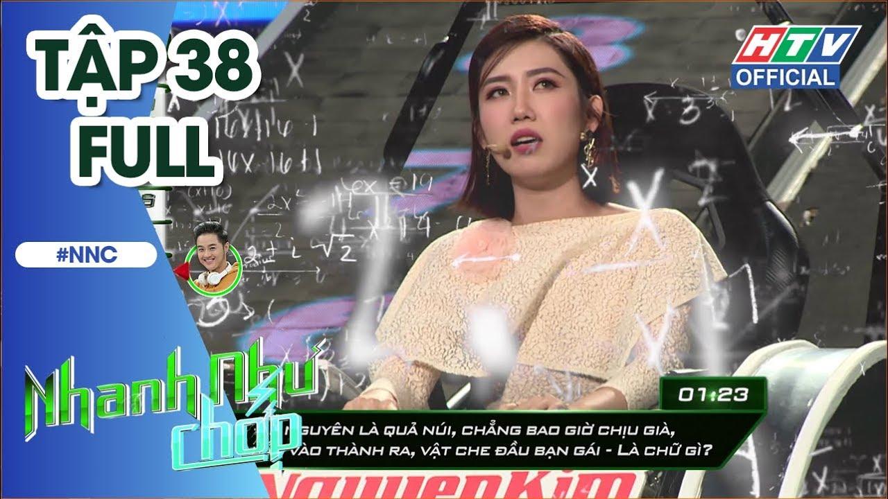 image NHANH NHƯ CHỚP | Lê Lộc, Pew Pew, Thúy Ngân, Phương Trinh tranh vé chung kết |NNC #38 FULL