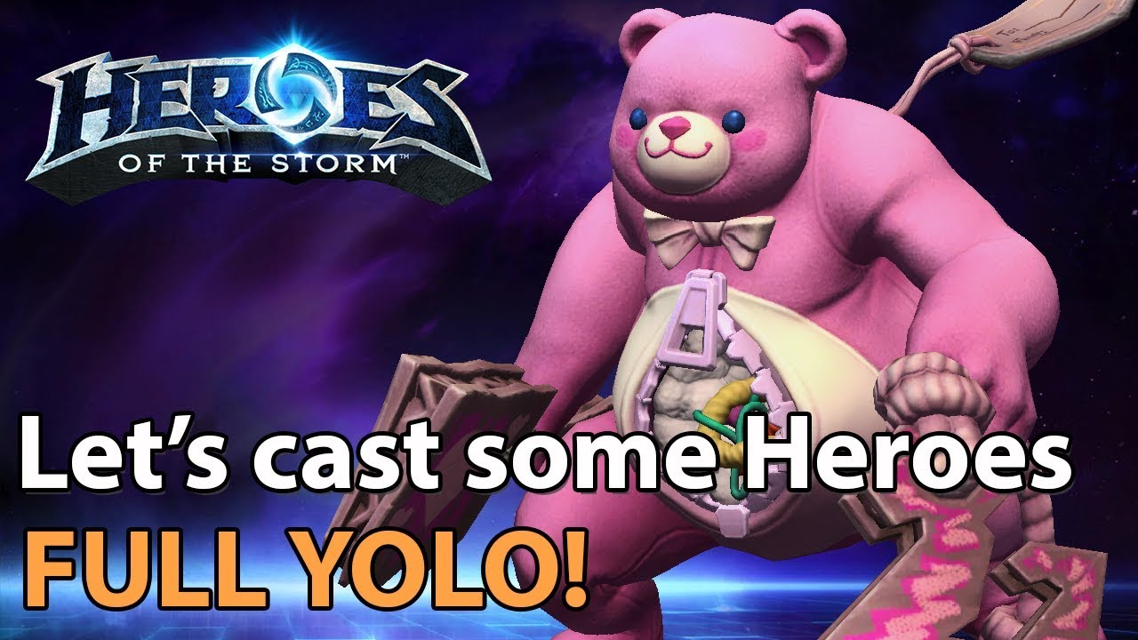 ► Heroes of the Storm - HGC is dead, long live HeroesLounge!
