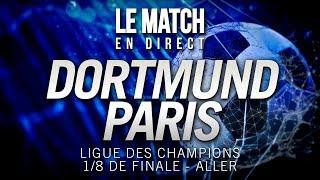Le Match en direct DORTMUND 2 1 PSG BVB PSG football