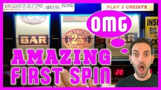 🌈AMAZING First Spin on Enchanted Unicorn ✴HIGH LIMIT✴ &MORE! ✦ Brian Christopher Slots
