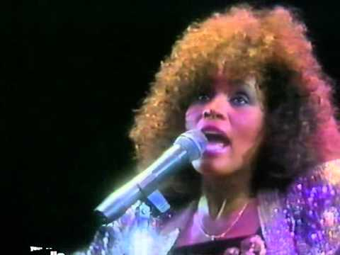 Whitney Houston - The Greatest Love Of All (London, Wembley, 1988)
