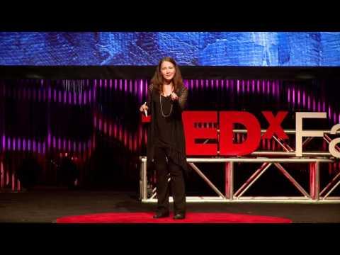 #TeachMentalHealthNow: An Artist's Approach | Kaitlin Hopkins | TEDxFargo