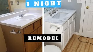 Bathroom Remodel Tips and Tricks!  Take 2