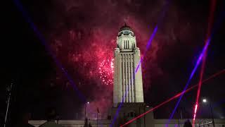 2017 Nebraska Capitol Fireworks Display