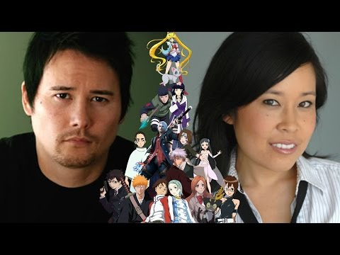 Voice Connections  Johnny Yong Bosch & Stephanie Sheh