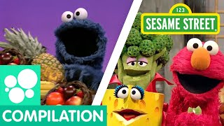 Sesame Street: Food Favorites! | Food Songs & Clips Compilation