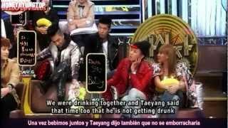 Strong Heart [123] - YG Family Special 2012 (Subtitulado Español) Parte 3/7