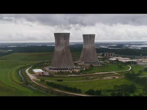 Tonawanda company imploding Jacksonville nuclear plant