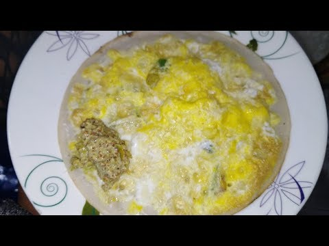 Teste Egg And Chitoi Pitha || Indian Street Food