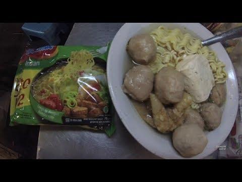 Jakarta Street Food 4034 Part.1 Indomie Soto Baso Mantap Sudah Kota Tua  YDXJ0249